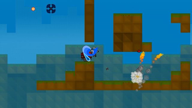GunnRunner Game sword swipe image